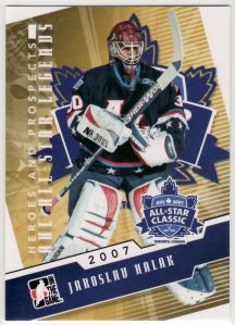 Jaroslav Halak 09/10 H&P All-Star Legends